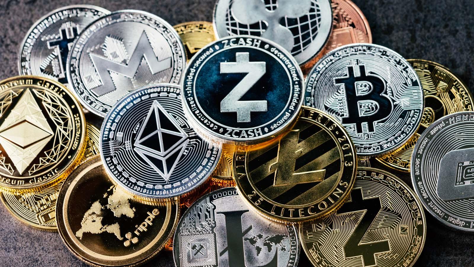 加密貨幣投資